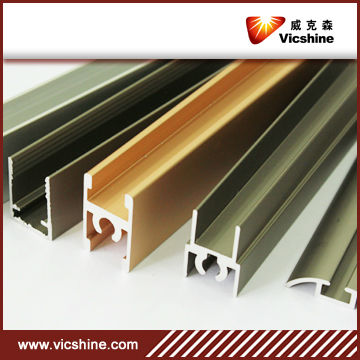 aluminum extrusion profiles for windows and doors series