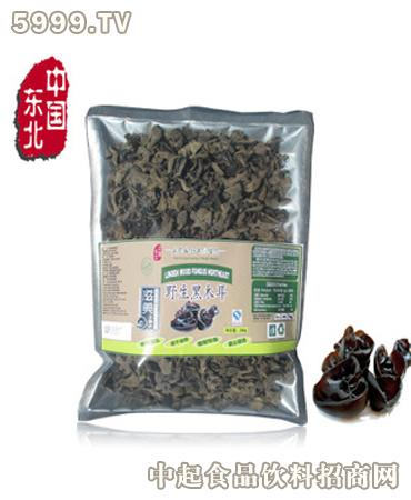 Changbai mountain fresh ginseng
