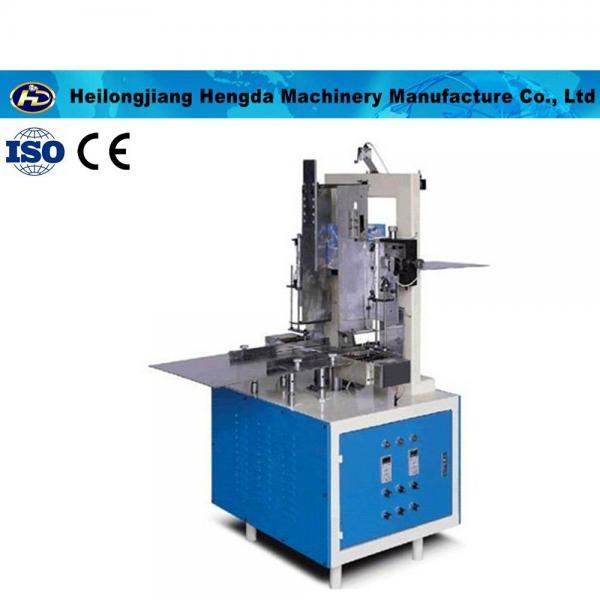 Automatic Facial Tissue Carton Box Sealing Machine
