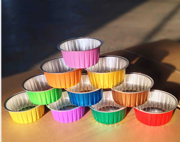 All Kinds of Color Aluminium Foil