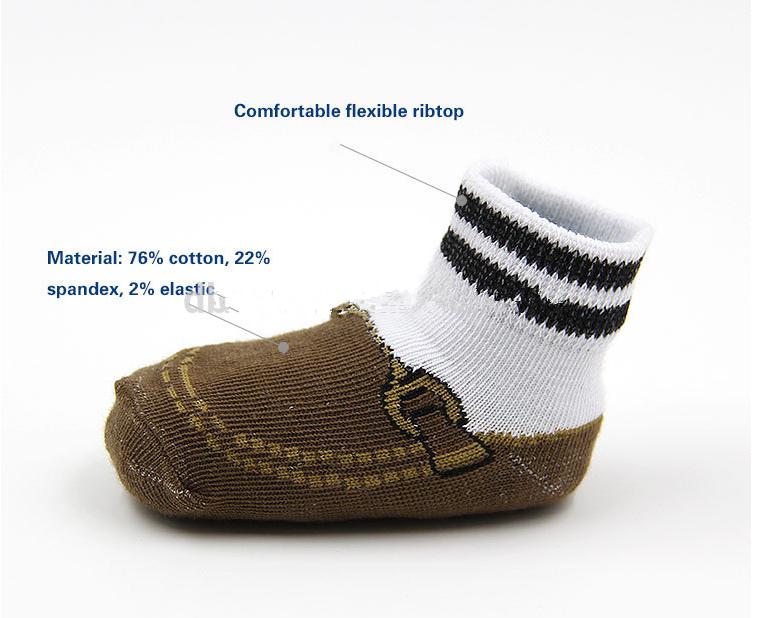 Fashion and Comfortable Baby Shoe Socks
