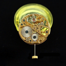 The stand-alone wrist watch movement