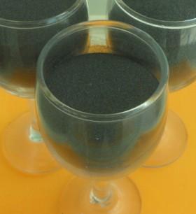 Nuclear grade boron carbide powder