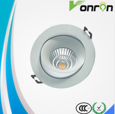 Excellent LED supplier 7W cob downlight with good consistency