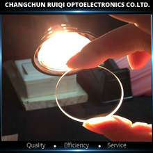 Commercial Quality Flat Windows, Circular, Square BK7 Optical Glass