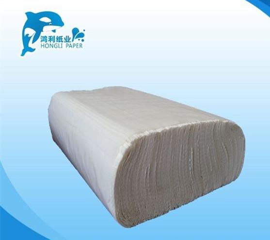 N fold hand towel paper