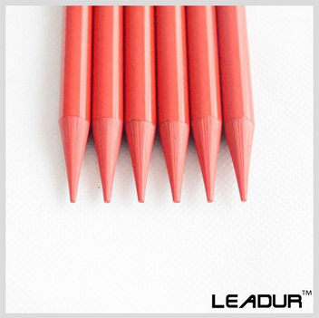 Red color pencil