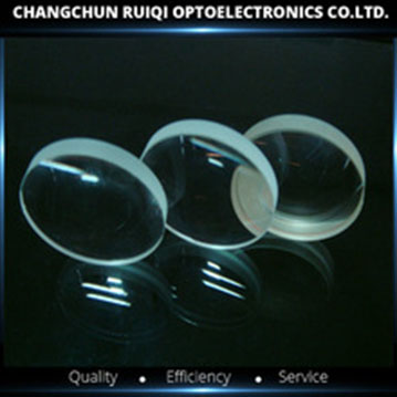 Fused Quartz Plano cocave spherical lens
