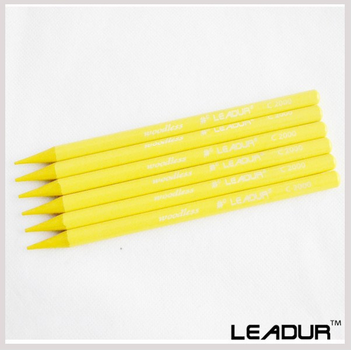 Yellow color pencil