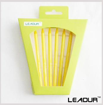 Yellow color pencil