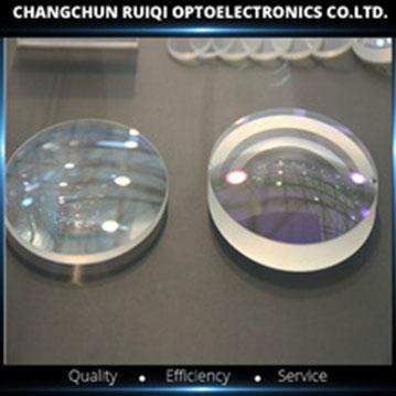 JGS1 Plano covex spherical lens