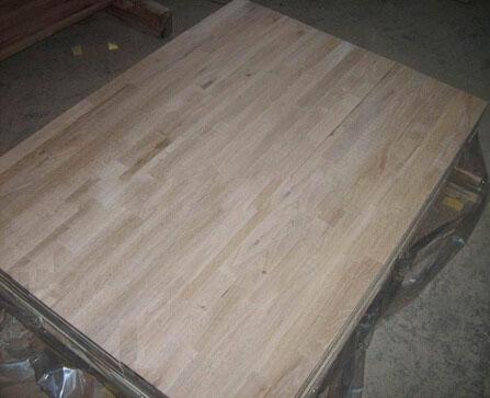 FSC Oak finger jointed panels