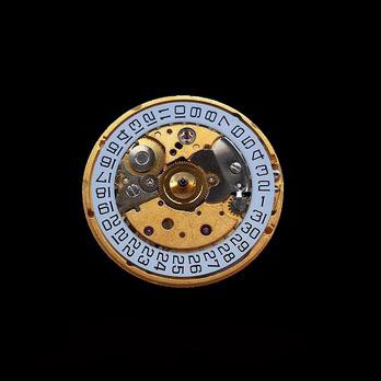 The wrist watch movement 2824