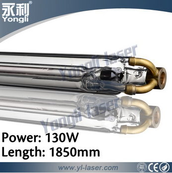 1850mm 130w cutting tube price with CE certificate