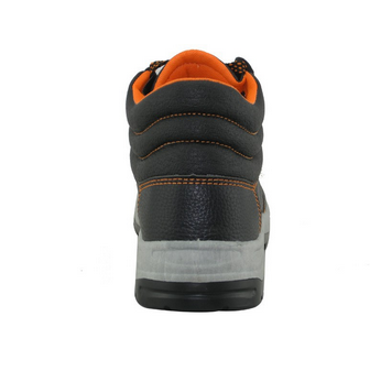 New developed china PVC work safety shoes