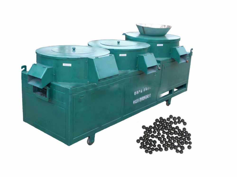 Bio-organic fertilizer granule machine