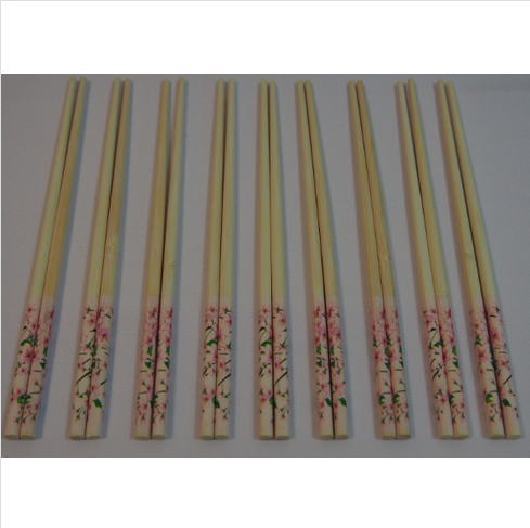 reusable bamboo chopsticks