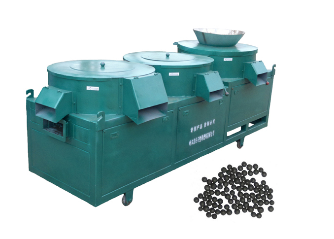 KHL-400 organic fertilizer ball pellets machine