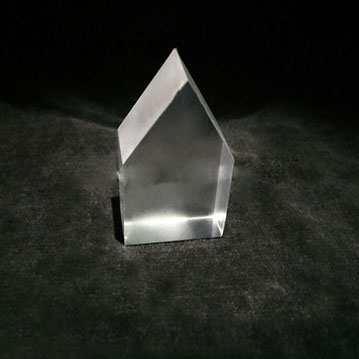 5mm glass right Angle prism,40/20 CNC polishing