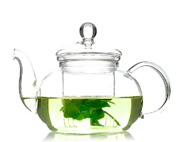 600ml Glass Teapot with Infuser