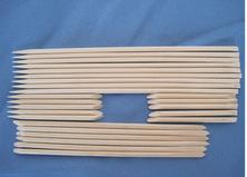 wood manicure sticks---direct manufacturer