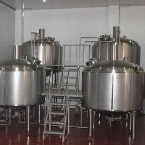 Home beer brewing equipment