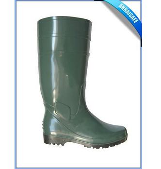 100% PVC Gum Boots Light PVC Rain Boots