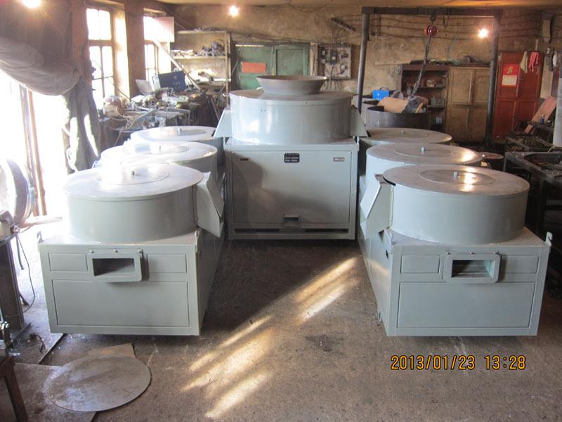 Capacity 7-9 ton per hour Bio organic fertilizer ball pellet machine