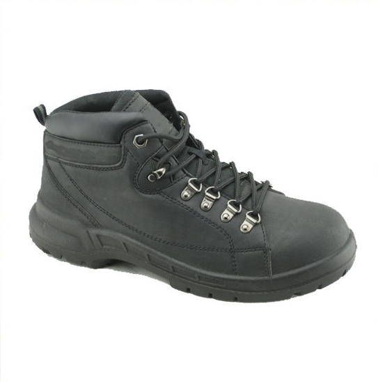 PU upper and PU sole miller steel brand industrial safety shoes