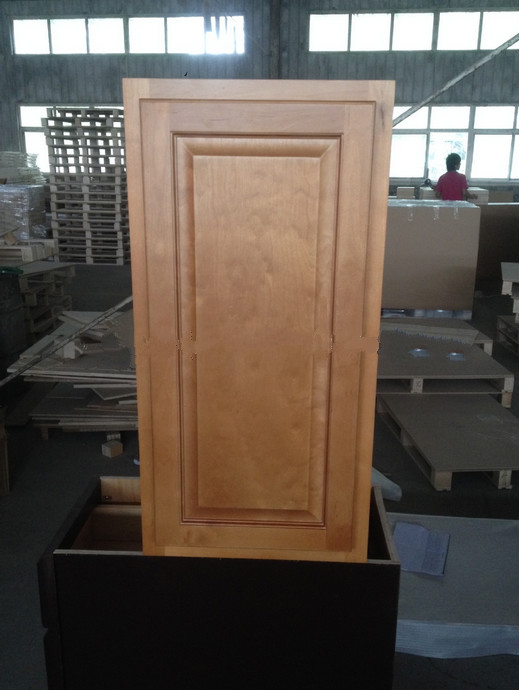 new style wooden wall kitchen cabinet