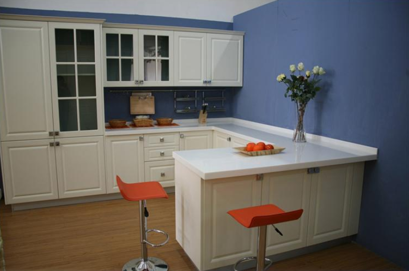 professional design team support qingdao kitchen cabinet