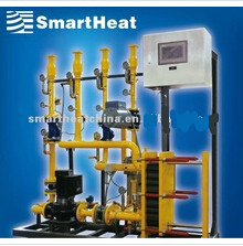 Heating Substation
