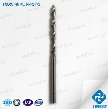 Special custom-made HSS CNC twist drill bit