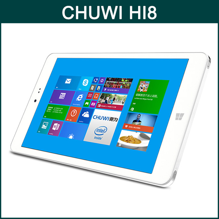 Original 8 inch IPS Screen Win8.1 Android 4.4 Dual Boot Tablet Intel Z3736F Quad Core 1.33GHz RAM 2GB ROM 32GB Tablet CHUWI HI8