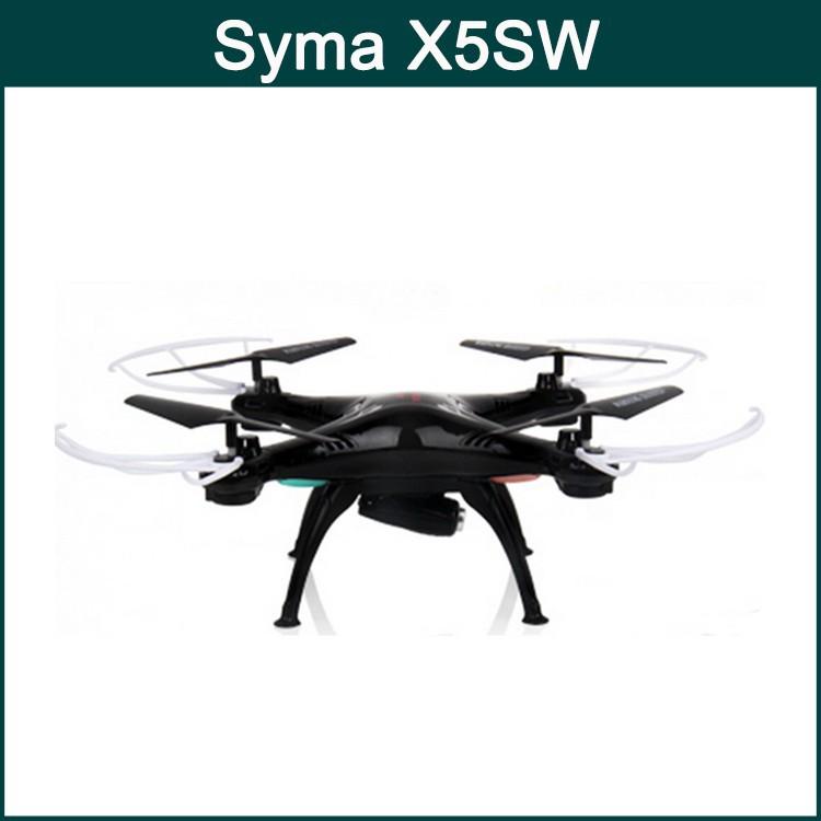 Explorers 2 Wifi FPV with 2.0MP Camera RTF RC Quadcopter Toys Syma X5SW