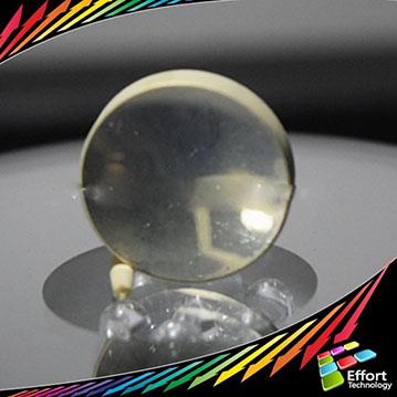 customized glass spherical lens