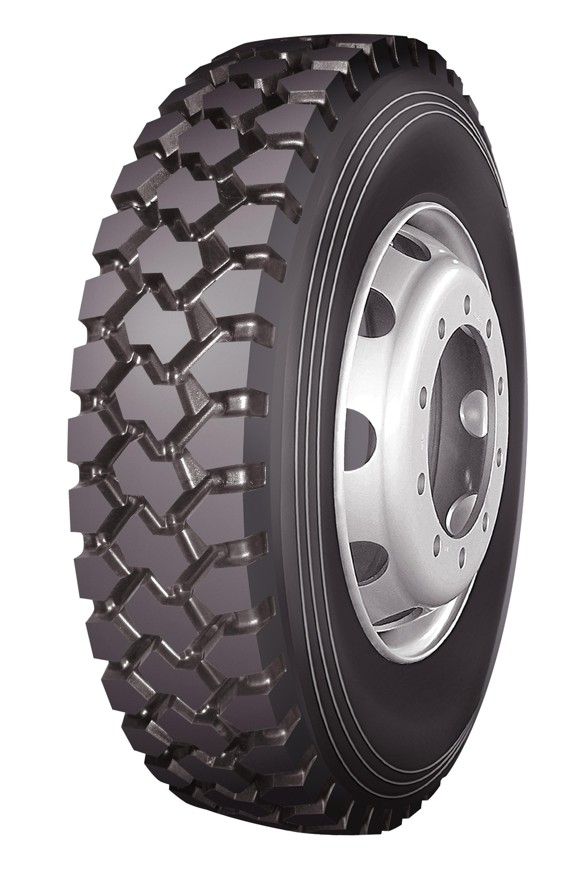 LM305 ALL STEEL RADIAL TRUCK AND BUS TYRES