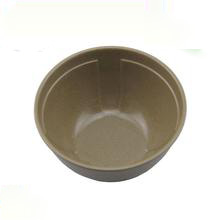 4.5'' palm leaf round bowl