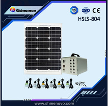 China Manufacturer Household solar light system ( with 2 pcs LED light )