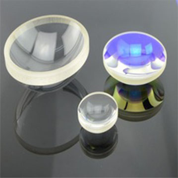 convex concave optical glass lens
