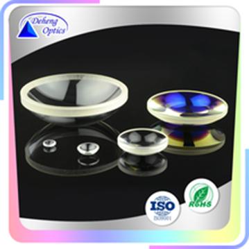 optical convex concave glass lens
