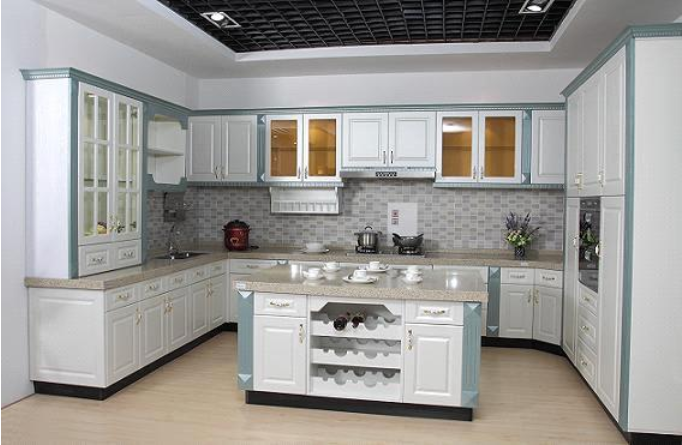 professional kitchen cabinet with low price