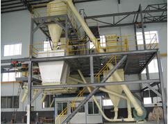 LSM1150 vertical fine powder grinding mill