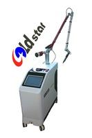 Q-switch 1064nm long pulse for nevus flammeus treatment