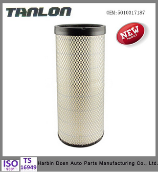 Air Cleaner Element Aftermarket HEPA Air filter puk3145 for heavy truck
