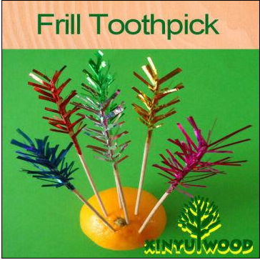 Manufacturer Frill Toothpick