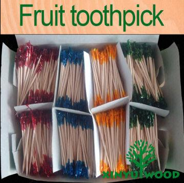Fruit Toothpick