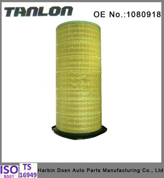 Heavy truck engine parts air filter MADE IN CHINA