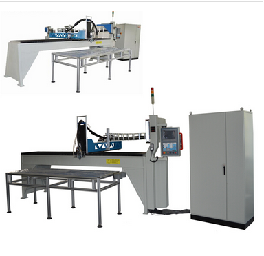 High quality PU Foam Gasketing Making machine