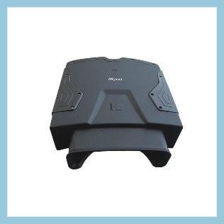 Binocular iris scanner